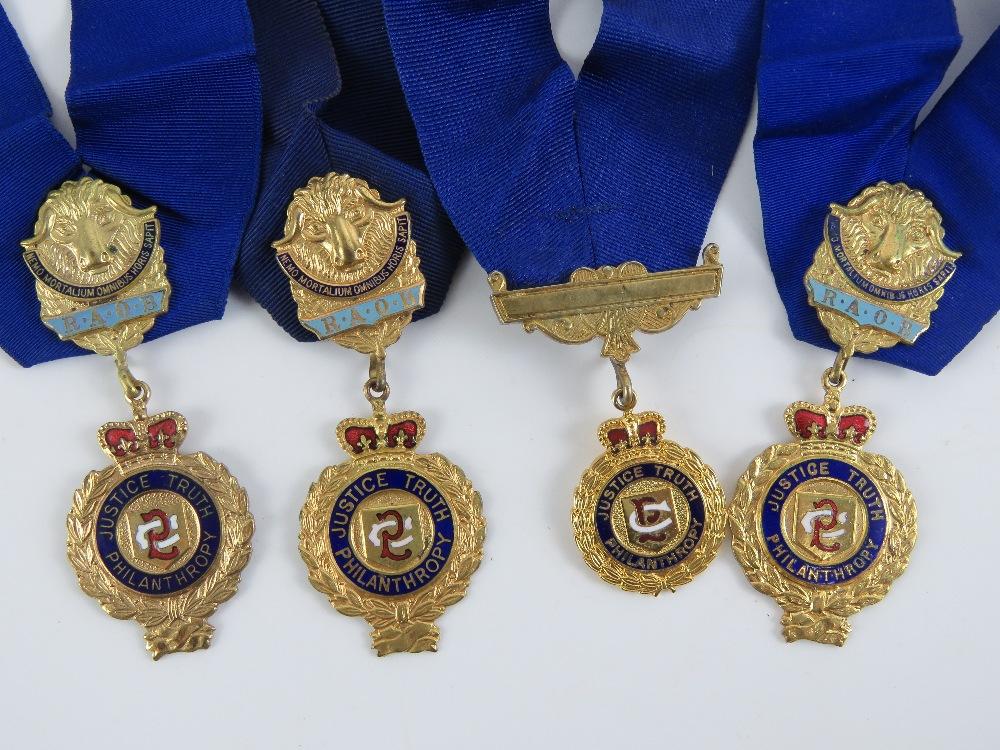 Lot 30 - The Royal Antediluvian Order of Buffaloe