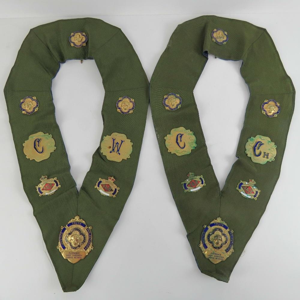 Lot 20 - The Royal Antediluvian Order of Buffaloe