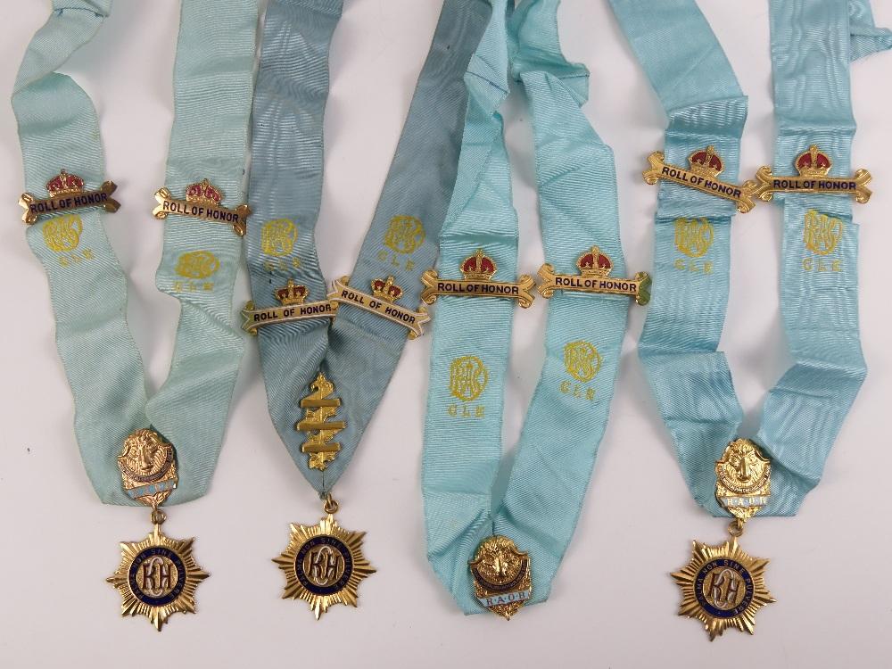Lot 31 - The Royal Antediluvian Order of Buffaloe