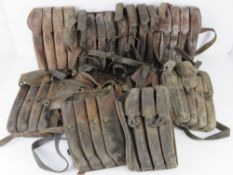 Ten M56 ammo pouches.