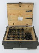 Twenty inert RG42 grenades with fuses,