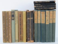 A quantity of assorted books of plays, p