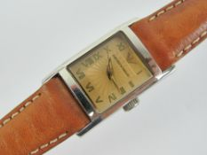 A ladies Emporio Armani wristwatch on or