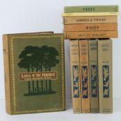 Book; Ernest Thompson Seton 'Lives of th