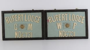 The Royal Antediluvian Order of Buffaloe