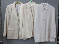 A 100% cotton Thomas Pink shirt size S,