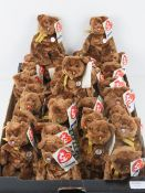 Ty beanie babies collection 2002 FIFA World Cup Korea Japan, a complete set of thirty-two.