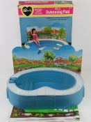 Sindys Swimming Pool by Pedigree 'Complete with underwater floodlight and foaming water jet stream',