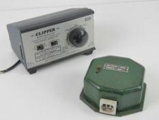 A Clipper power control unit by Hamant and Morgan Ltd,