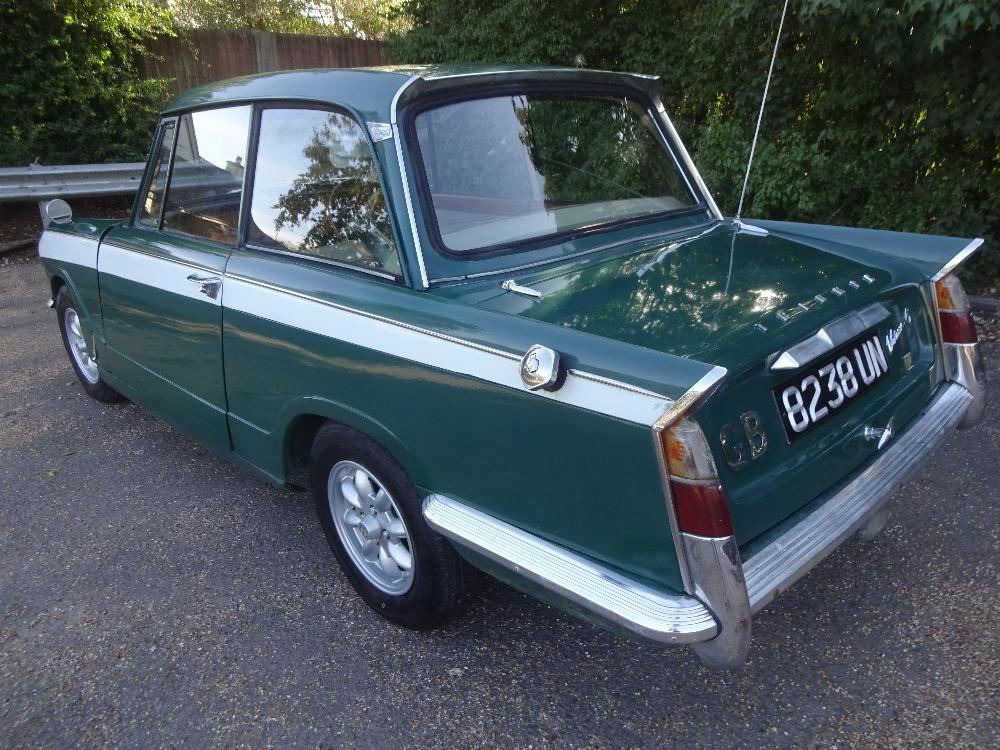 1963 Triumph Vitesse '6' - Image 2 of 8