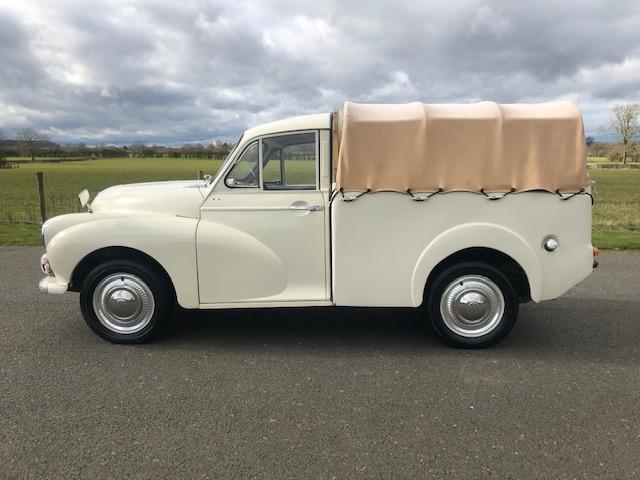 1969 Morris pick-up 1098cc - Image 9 of 20