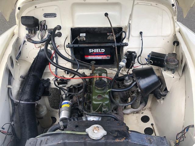 1969 Morris pick-up 1098cc - Image 18 of 20