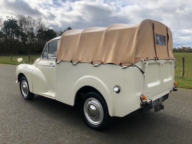 1969 Morris pick-up 1098cc - Image 8 of 20