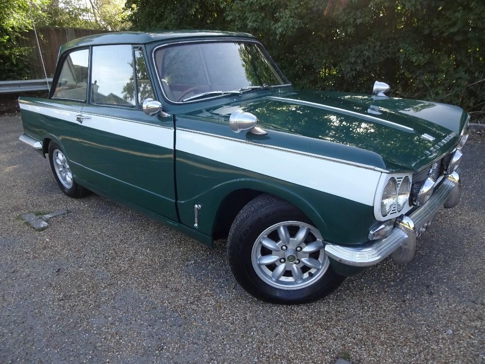 1963 Triumph Vitesse '6' - Image 3 of 8