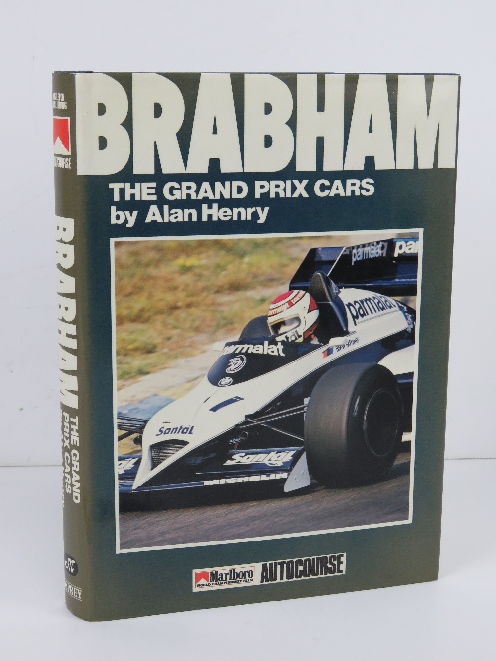 Brabham The Grand Prix Cars by Alan Henry. Published 1985, first edition. Hardback book.