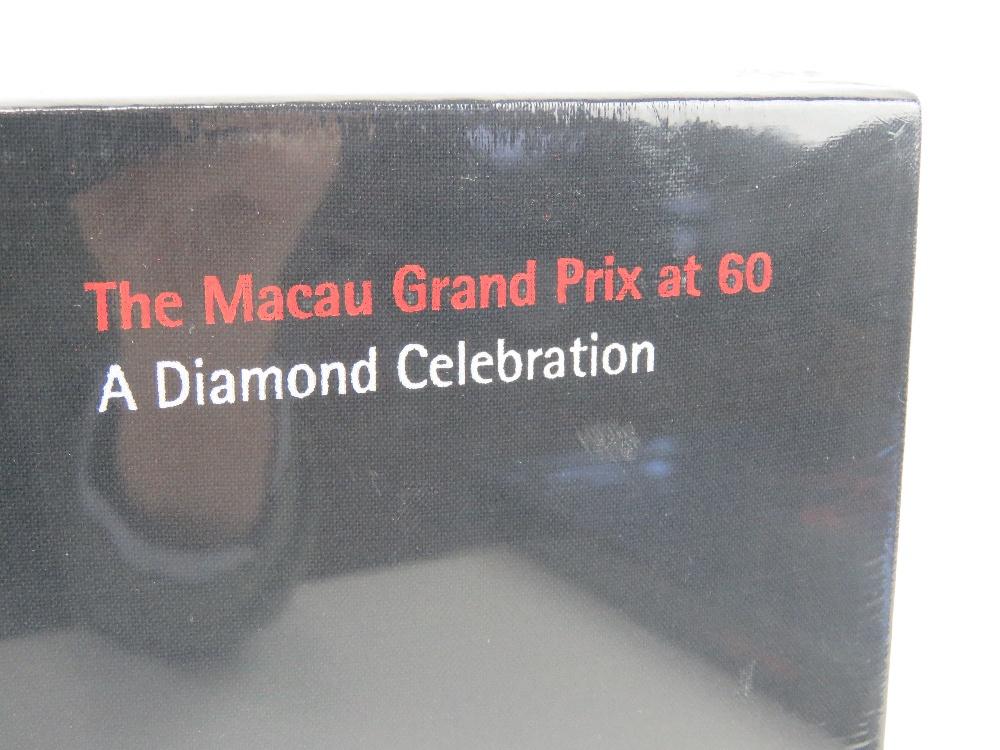 The Macau Grand Prix at 60 A Diamond Celebration. English / Chinese edition. Published 2014. - Image 2 of 2