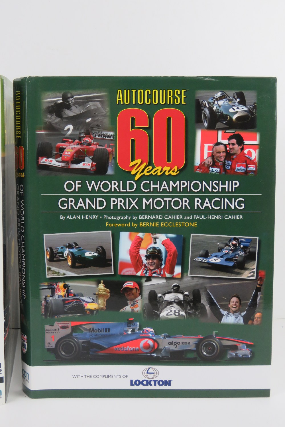 Autocourse Annuals; 1979-80, 1982-3, 1987-88, 1990-91, 2006-7, and 2011-12. Six hardback editions. - Image 3 of 3