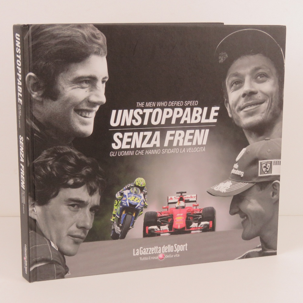 Unstoppable The Men Who Defied Speed.