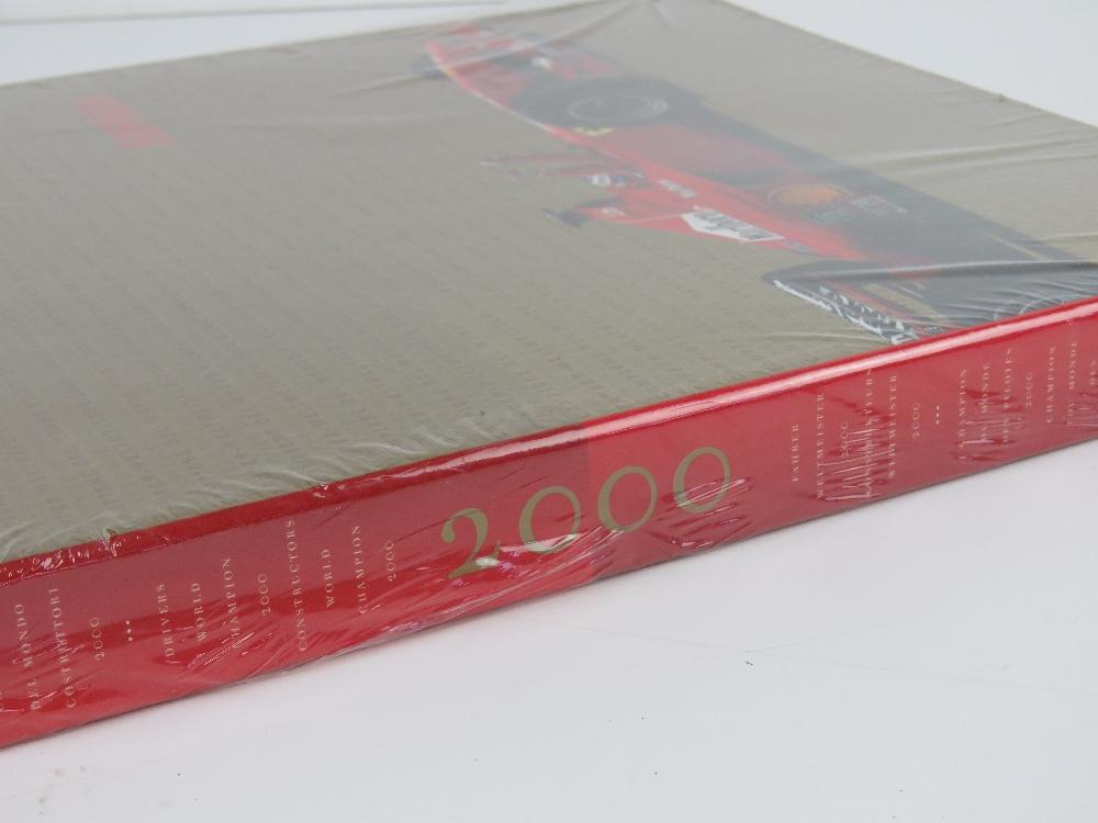 Ferrari Yearbook 2000. English / Italian edition. Softback book. - Image 2 of 2