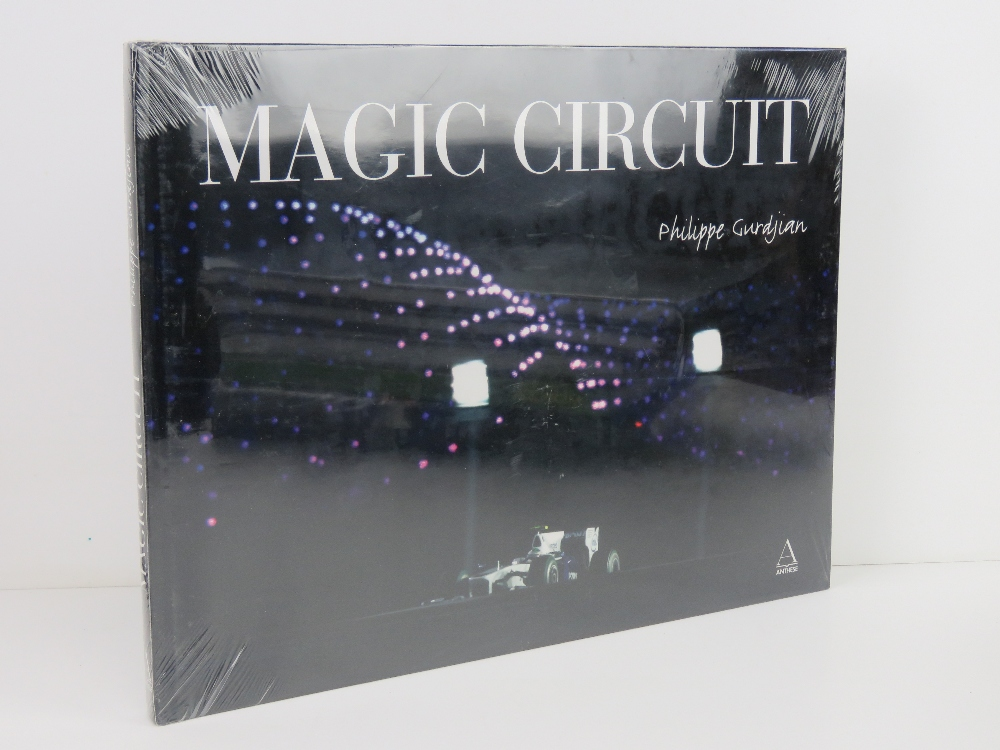 Magic Circuit by Philippe Gurdjian. Hardback book. In plastic wrap.