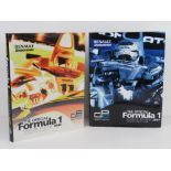 The Official Formula 1 Season Review with foreword by Bernie Ecclestone. 2006 and 2007 editions.