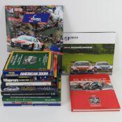 V8 Supercars The Whole Story by Gordon Lomas.