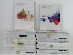 A large quantity of assorted Formula 1 race programmes for 2015.