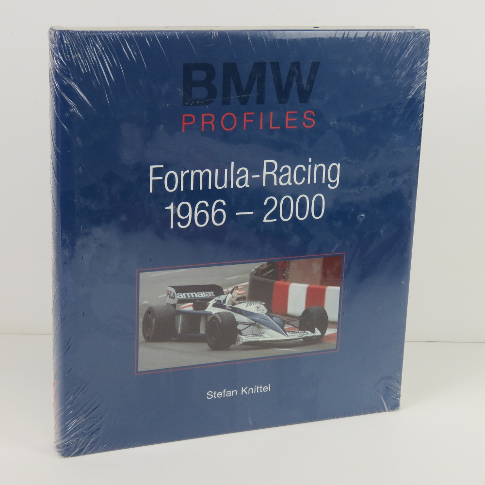 BMW Profiles Formula-Racing 1966-2000 by Stefan Knittel.