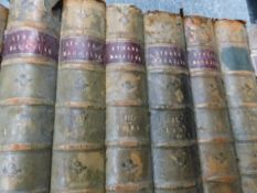 A RUN OF EIGHT STRAND MAGAZINE ANNUALS FROM 1891-6 TOGETHER WITH A COMPILATION OF SIGHT AND SOUND