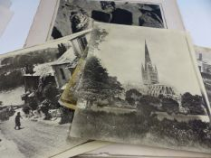 G W HENDLEY, FIFTEEN PHOTGRAPHS FOR LEEDS CAMERA CLUB TOGETHER WITH A CERTIFICATE OF MERIT FROM