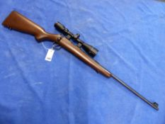 RIFLE (FAC REQUIRED) NORICA MODEL JW15A .22LR BOLT ACTION SERIAL NUMBER 093050509396 (ST NO. 3421)