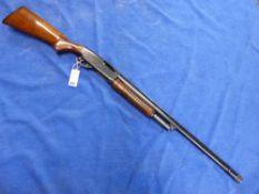 SHOTGUN (FAC REQUIRED) SAVAGE ARMS 12G. 5 SHOT PUMP ACTION- SERIAL NUMBER 337 (ST NO. 3406)