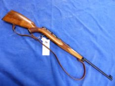 RIFLE (FAC REQUIRED) KRICO .22LR SEMI AUTO SERIAL NUMBER 261844 ( ST. NO. 3419)