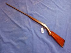 SHOTGUN- HARINGTON .410 SINGLE BARREL- SERIAL NUMBER A52374 ( ST.NO. 3404)