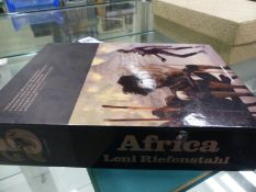 LENI RIEFENSTAHL, AFRICA, TASCHEN 2005, QUARTO WITH SLEEVE TOGETHER WITH J H DOWD AND BRENDA