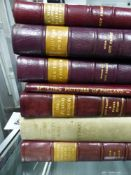 MAJOR GUY PAGET, SEVEN VOLUMES TO INCLUDE THE MELTON MOWBRAY OF JOHN FERNELEY, HISTORY OF THE