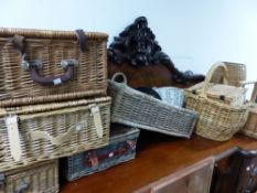 A COLLECTION OF BASKETS INC. HAMPERS ETC.