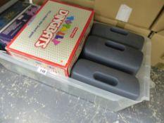 A BOX OF BOARD GAMES ETC.