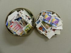 A QUANTITY OF NEW AND UNUSED GB POSTAGE STAMPS.