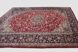 Good quality Najaf Abad carpet, 3.25 x 2.7m