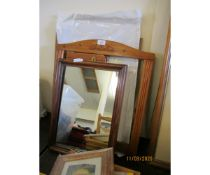 WALL MIRROR, MODERN PICTURES ETC