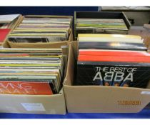 FOUR BOXES OF VARIOUS VINYL (MAINLY EASY LISTENING)