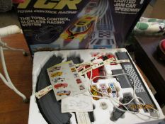 TCR BOXED TOTAL CONTROL RACING GAME