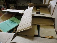 THREE BOXES OF MIXED BOOKS