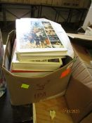 BOX OF LYLES ANTIQUE REFERENCE BOOKS