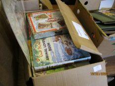 BOX OF MIXED CHILDREN'S BOOKS