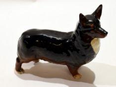 Beswick model of a Corgi dog, circa 1960s