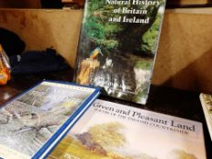 Seven various Natural History interest Books