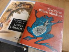 Classic Childrens Books: inc Beatrix Potter, Lews Carroll, etc
