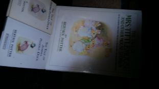 Childrens Books: collection 8 x Beatrix Potter